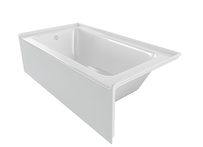 PULSE Alcove Tub Left – 30