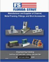 Browse Florida Strut Product Catalog