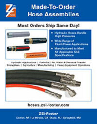 Made-To-Order Hose Assemblies