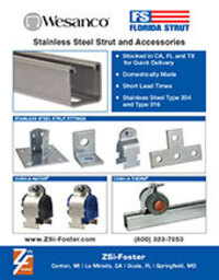 Stainless Steel Components Stocked - CA and FL